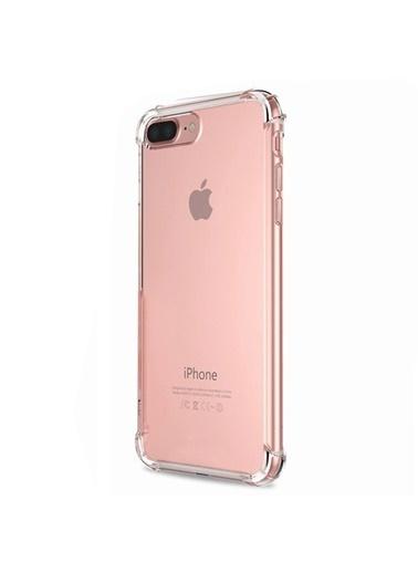 Microsonic Shock-Absorbing Kılıf iPhone 7 Plus  Renksiz